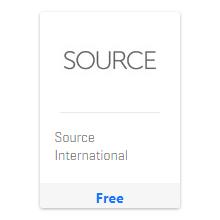 Source CET Extension