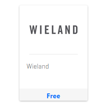 Wieland CET Extension
